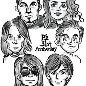 B'z 31st Anniversary (2019.09)