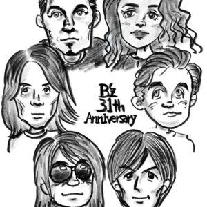B'z 31th Anniversary (2019.09)