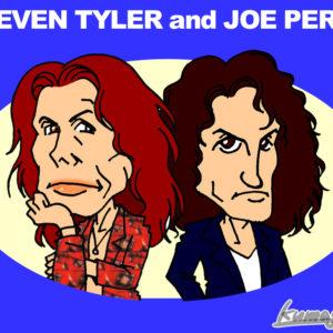 スティーヴン・タイラー&ジョー・ペリー (2000.02)
