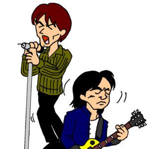 B'zな日々タイトル (2000.09)