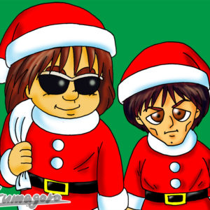 "We are Santa C""LOOSE"" (1997.12)"