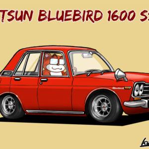 ダットサン ブルーバード 1600SSS[1967] (2021.09)