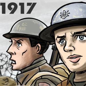 トム&ウィル[1917 命をかけた伝令] (2020.02)