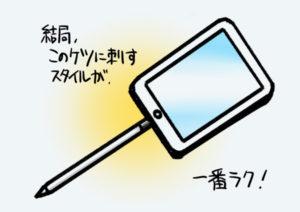 iPad miniの充電