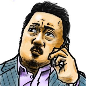 マ・ドンソク(2019.11)